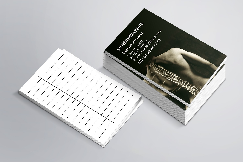 Cartes de RDV simples n°6