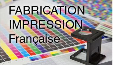 Fabrication et impression française